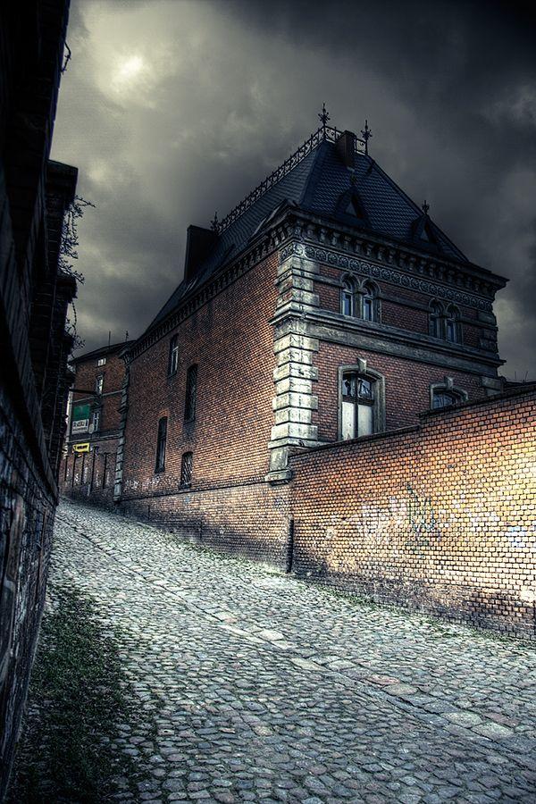 Bydgoszcz, Wyspa Młyńska, HDR
