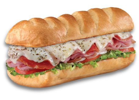 Italian sub at Firehouse Subs and this is all I want every single day and to think I used to work here.