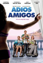 Adios Amigos Movie 2016. Three friends go on a road trip to Croatia for their first sexual experience.