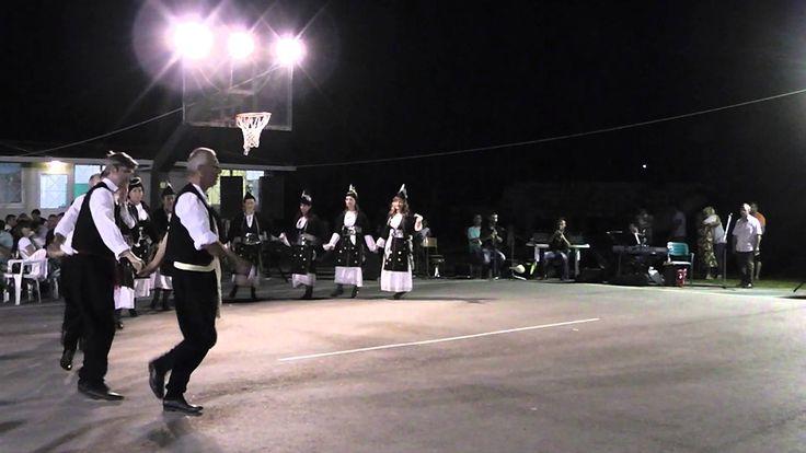 Μακεδονία - Χορός: Ζάικο