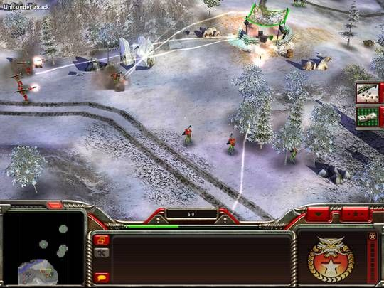 Command & Conquer: Generals Video Game Images