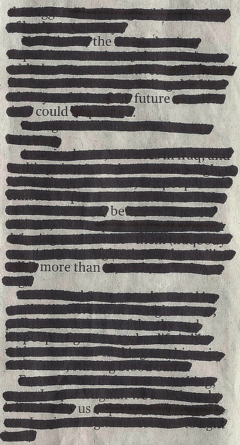 Neekaisweird - Blackout Poetry (2011-)