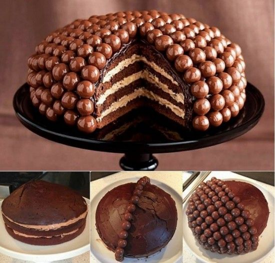 A Maltesers Cake To Beat Them All You'll Love This