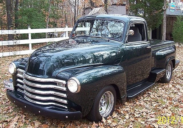 Edmonton Area Chevrolet Pickup Trucks For Sale Buy Used: 331 Best Images About 47-54 Chevy Pickups On Pinterest