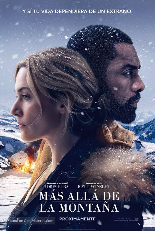 The Mountain Between Us - MAS ALLA DE LA MONTANA'' 2017