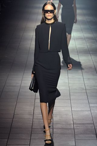 Lanvin Spring 2012 Ready-to-Wear