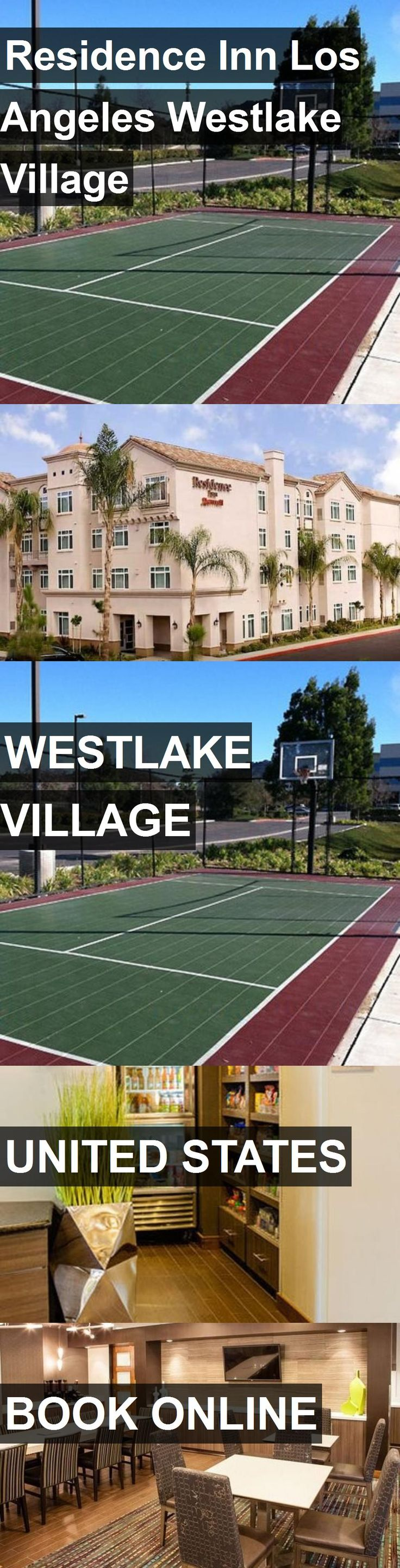 Hotel Residence Inn Los Angeles Westlake Village in Westlake Village, United States. For more information, photos, reviews and best prices please follow the link. #UnitedStates #WestlakeVillage #travel #vacation #hotel
