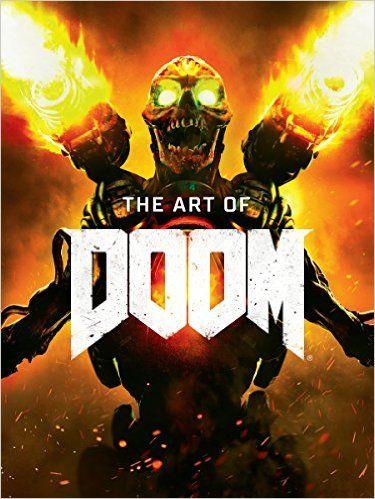 Amazon.com: Art of DOOM (9781616559342): ID SOFTWARE, Bethesda Softworks: Books