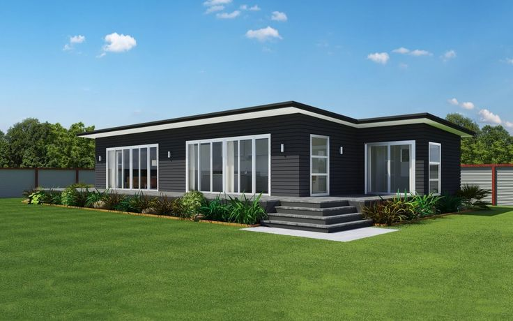 Vista 3 prefabricated home design