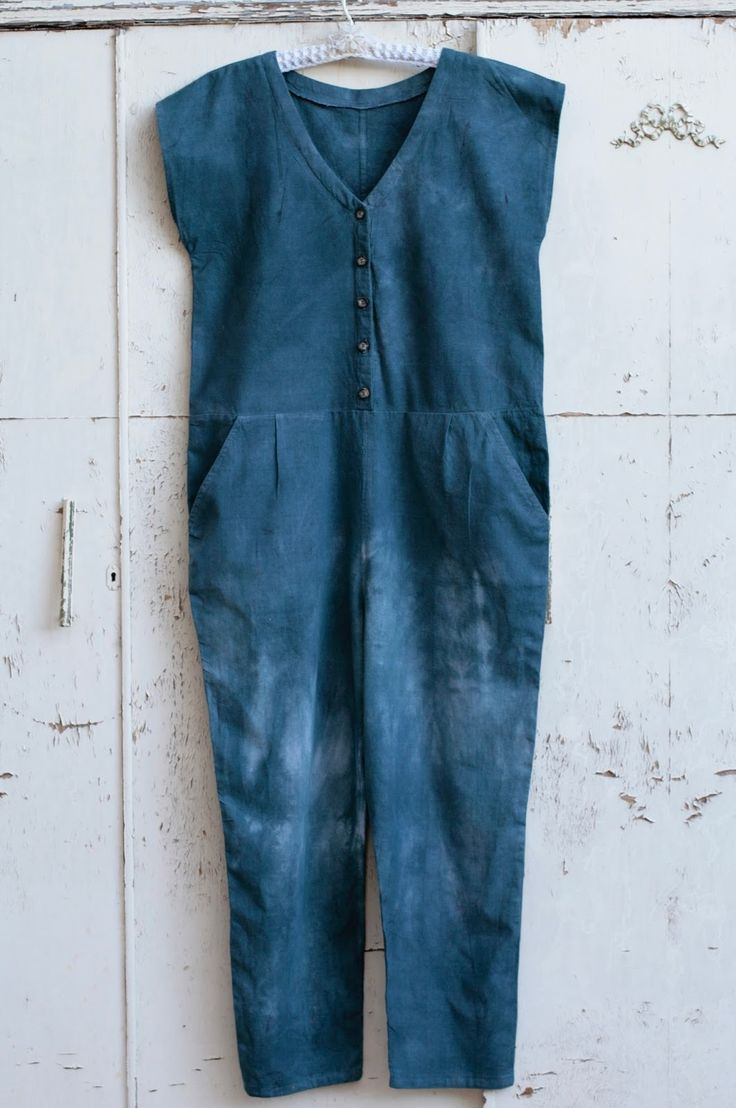 The Drapery Blog: Pattern review: Marilla Walker Roberts Collection Jumpsuit