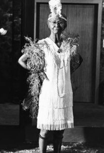 "Irene Ryan...""Granny""...too funny for words."