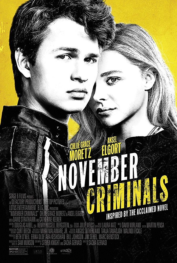Assistir November Criminals Legendado Online No Livre Filmes Hd