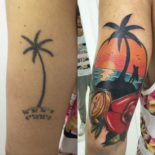 102 best images about cover up tattoos on pinterest for Cool cover up tattoos