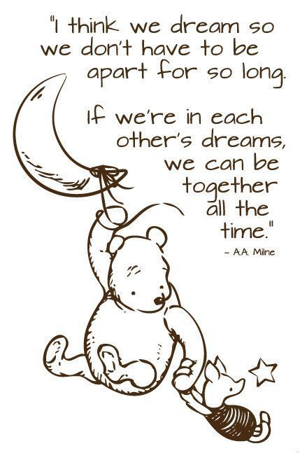 Pooh Love Quotes Amazing 56 Best  Winnie The Pooh Quotes  Images On Pinterest  Thoughts