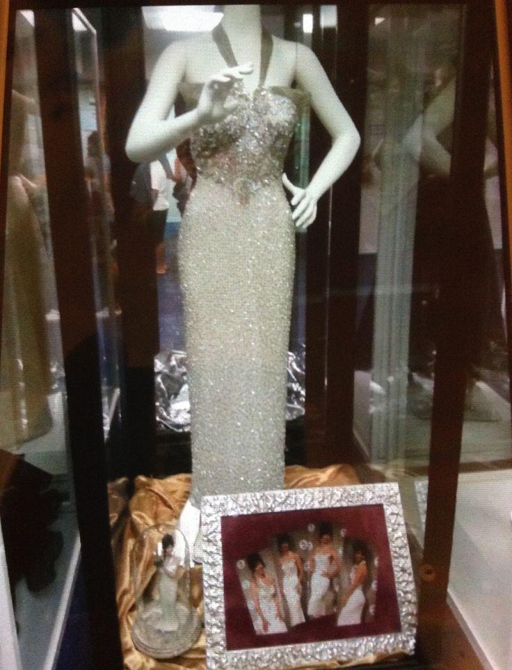 Selena's Grammy dress