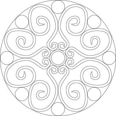 Mosaic pattern 2