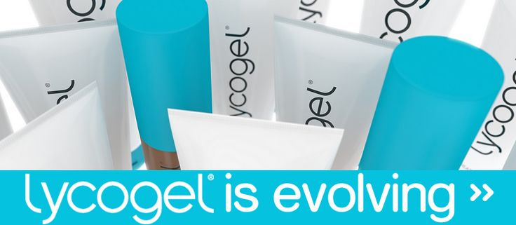 Lycogel is evolving - find out more.......