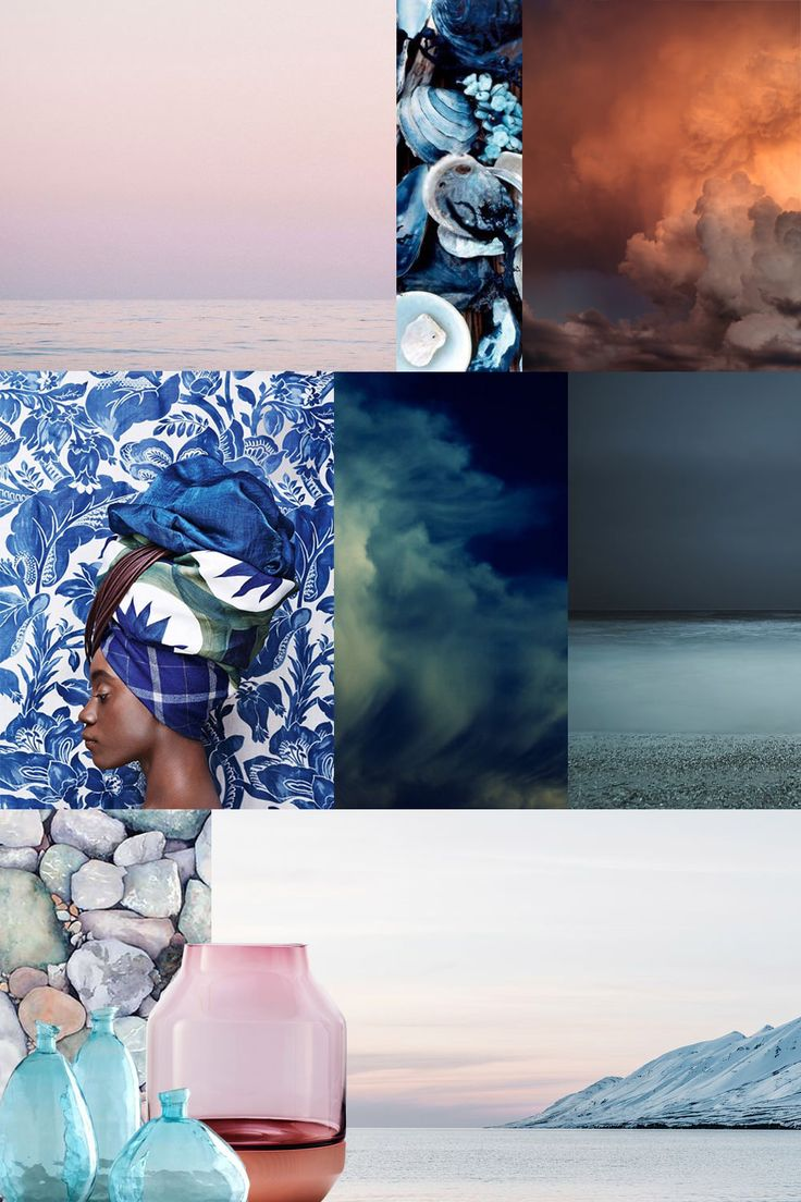 In/Out - PALETTE: Sea & Sky