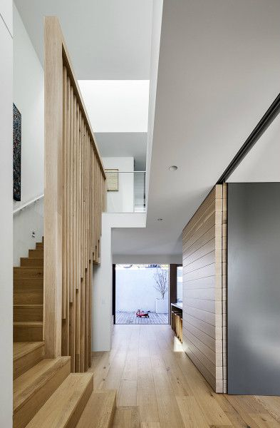 Silver House is a renovation involving the complete transformation of a dated period style house into an unrecognisable contemporary modern design, transfo