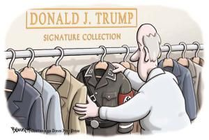 A roundup of funny and provocative cartoons about Donald Trump and his presidential campaign.: Donald Trump Signature Collection