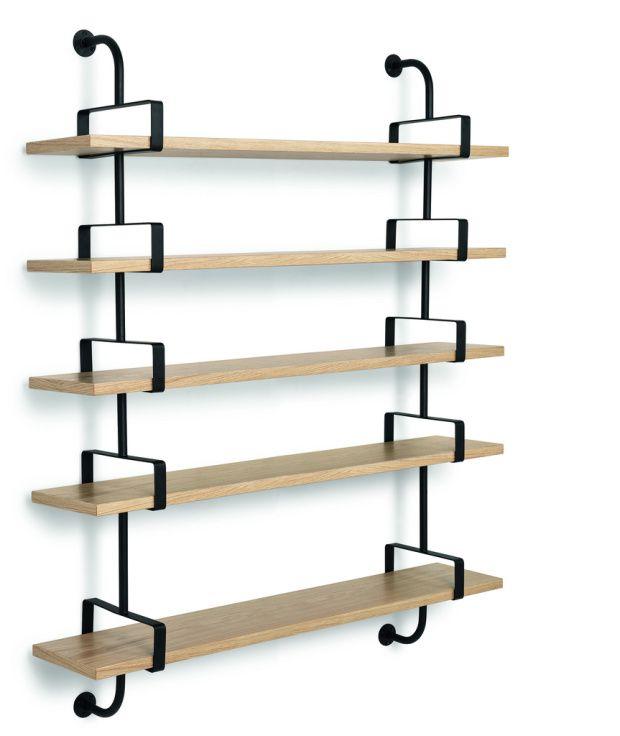 Mathieu Matégot // Demon Shelf System, 1954