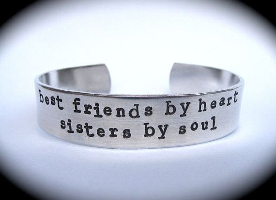 Best Friends by Heart. Sisters by soul.