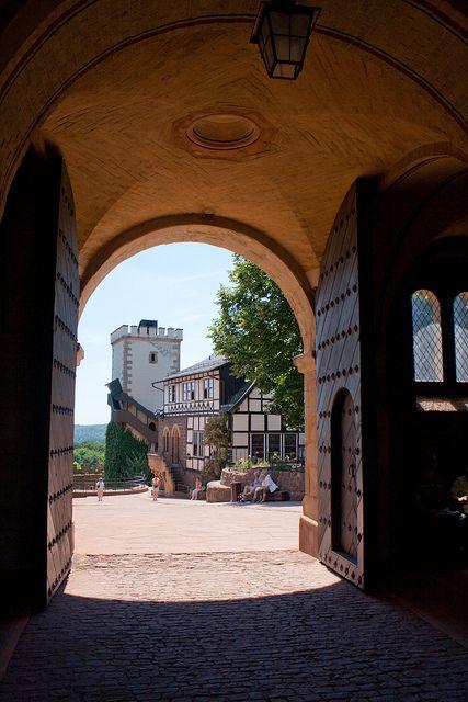 Wartburg - Eisenach, Thuringia, Germany