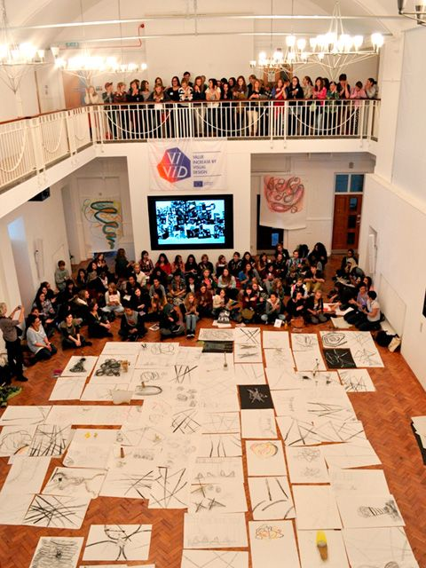 Cambridge School Of Art Wins Drawing Inspiration Award