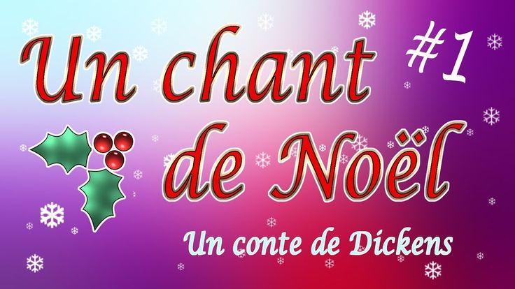 """Lecture de Conte - """"Un chant de Noël"""" de Dickens ♥"""