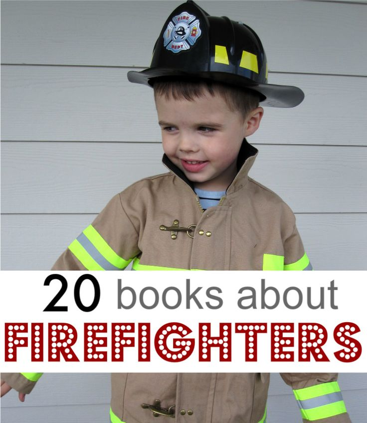 Great firefighter book list!