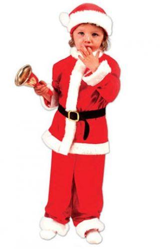 Kerstman pakje voor kinderen. Compleet kerst kostuum voor kinderen. Inclusief…