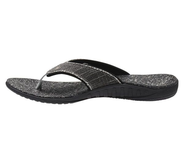 Mens Yumi sandals have a casual slip-on style with a nubuck upper along  with our unmatched level of comfort and support.