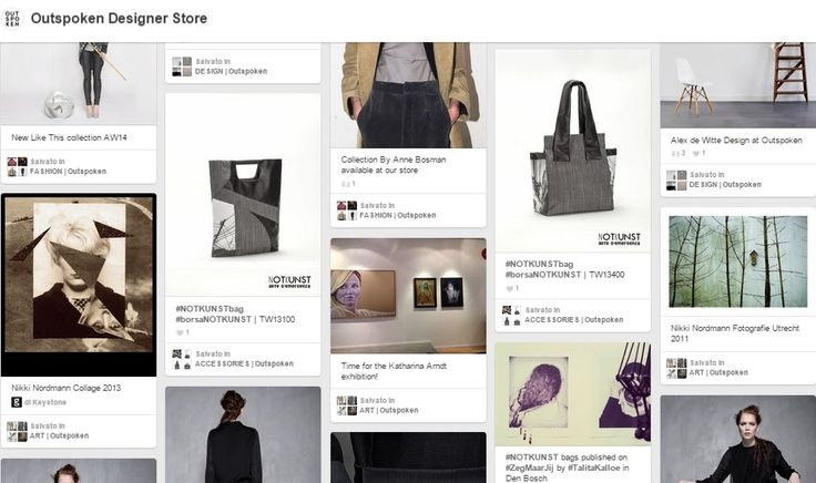 THANKS | Outspoken Designer Store | Notkunst found these pins on :  https://www.pinterest.com/outspokenstore/