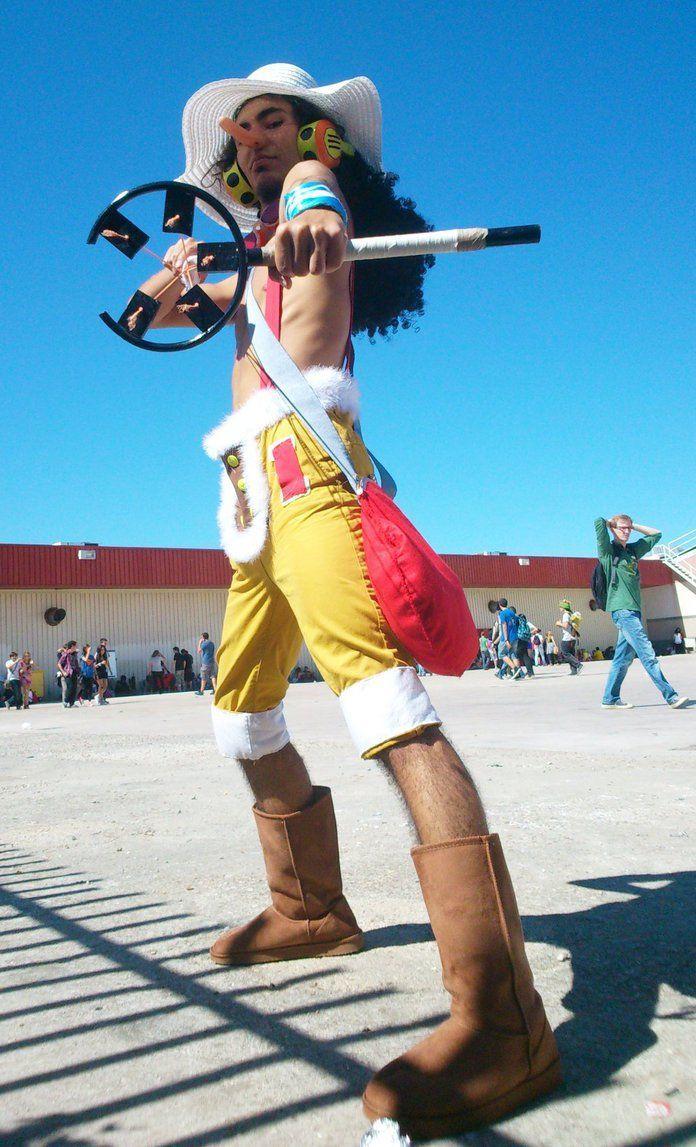 One Piece Cosplay Usopp One Piece 3 Pinte
