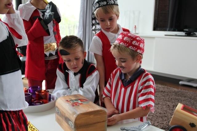 Piraten Schatzoeker Feest   Kids-concepts.nl..de weg naar een geslaagd kinderfeest