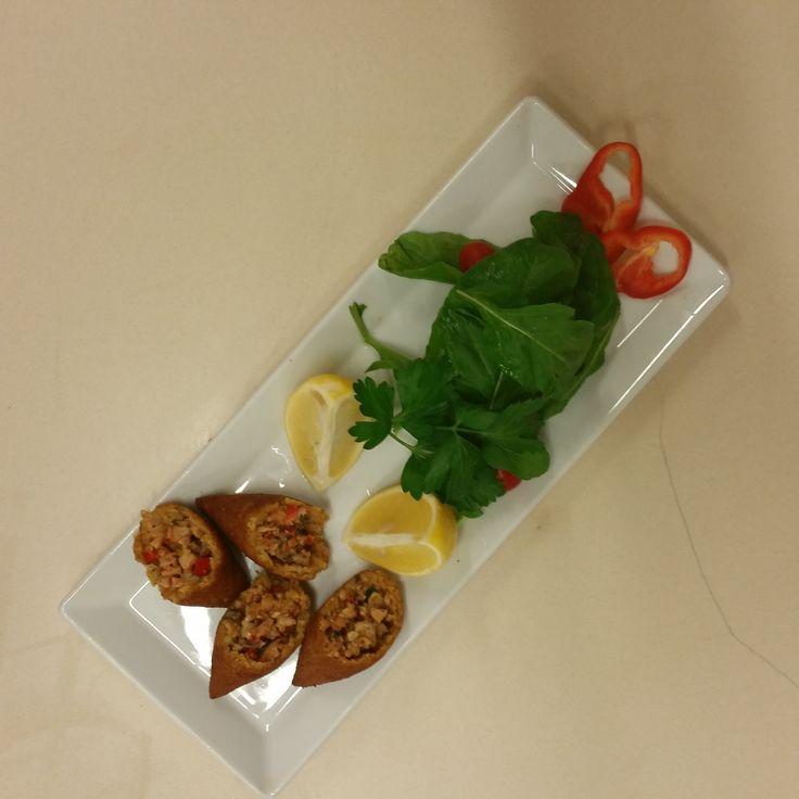 Balık içli köfte  Rez.Tel: 0 (224) 549 23 03 / www.anadolulezzeti.com  #ramazan #iftar #bursa #bursaturkey #bursablogger #bursamagazin #bursanilüfer #bursagece #yemek #dünyamutfağı #food #breakfast #delicious #eating #fresh #tasty #anadoluetlokantası #anadoluet #anadolulezzeti