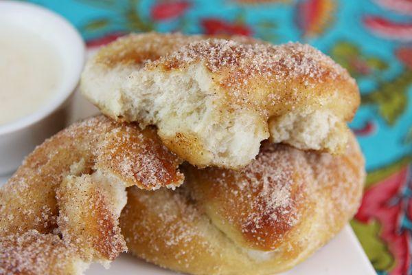 Homemade Soft Pretzels {And Cinnamon-Sugar Pretzel Bites}