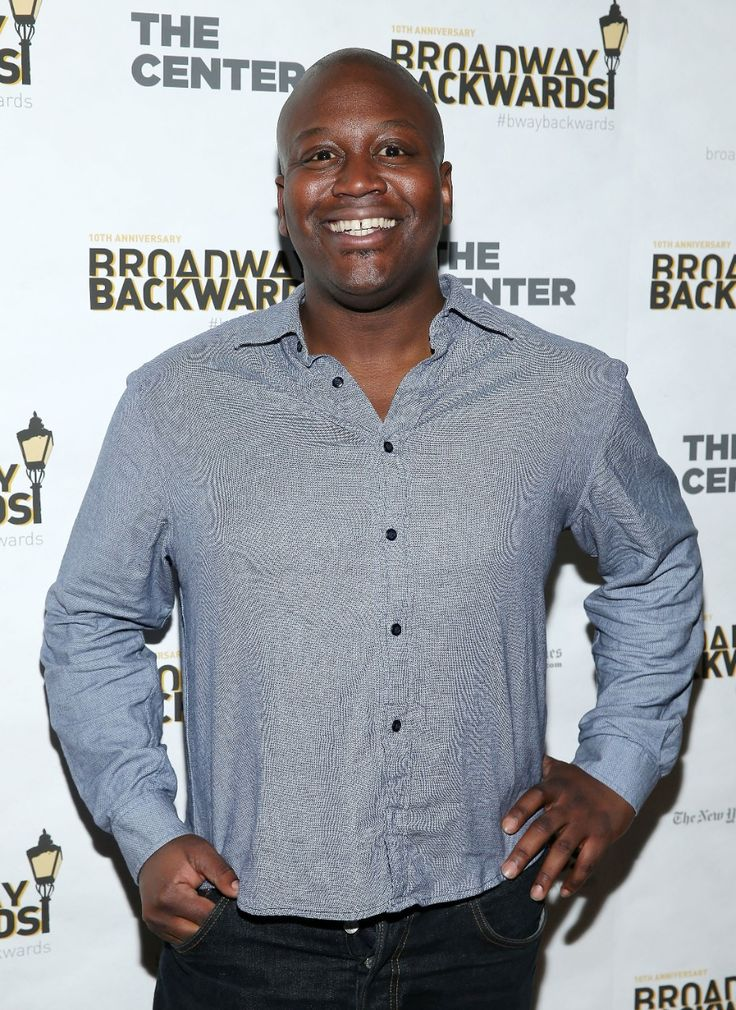 This article originally appeared in Vulture. Veteran Broadway stage actor Tituss Burgess—whom you might also recognize as D'Fwan from 30 Rock—plays Ellie Kemper's divo of a roommate, Titus Andromedon, in Netflix's Unbreakable Kimmy Schmidt. He's a bright character who bursts into song when words can't express his emotions. But he's...