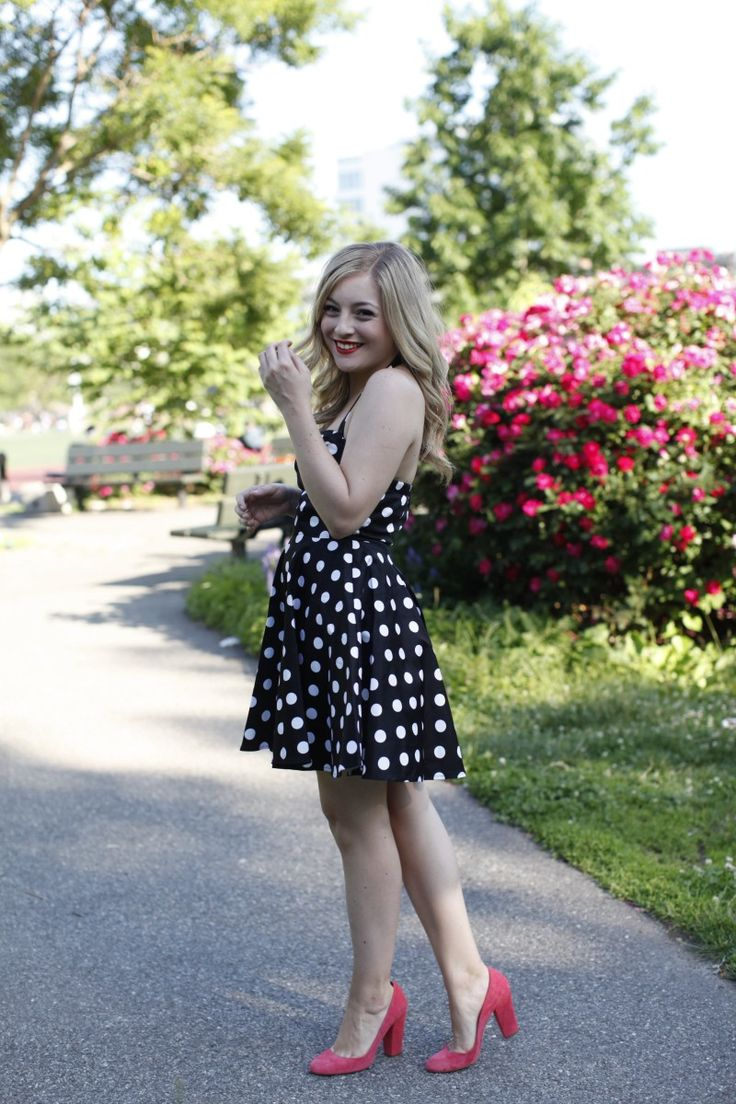 Find Out Why Rachel M. Loves Our Traveling Cupcake Truck Dress