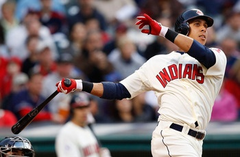 Cleveland Indians OF Michael Brantley! everyone loves Dr. Smooth