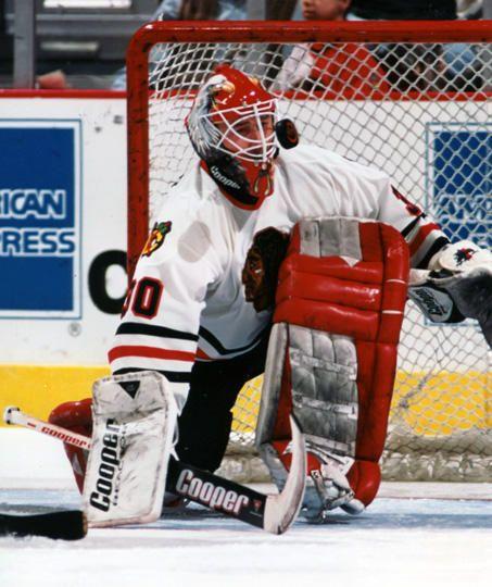 Ed Belfour (Blackhawks de Chicago)