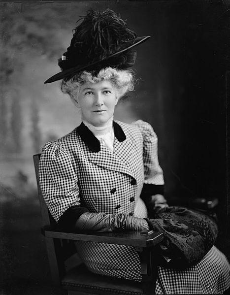 Sousa's wife: Jane van Middlesworth Bellis Sousa