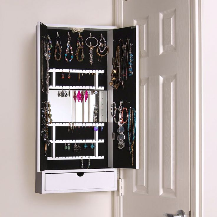 Wall Mirror Jewelry Box 8 best korujen säilytys images on pinterest | jewelry armoire