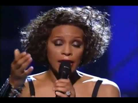 Whitney Houston Performing I Will Always Love You Hd Com