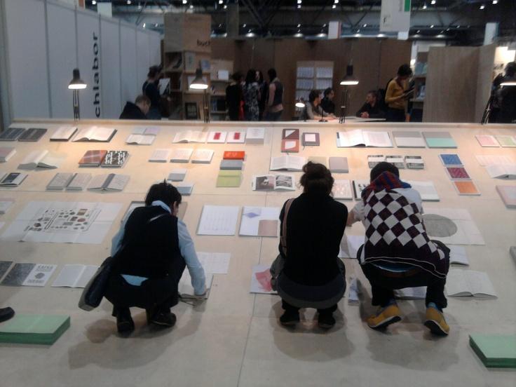 Buchlabor Leipziger Buchmesse 2012