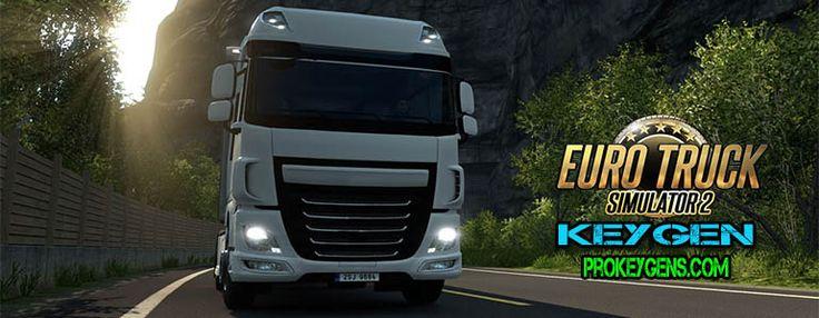 Euro Truck Simulator 2 Keygen (Free CD Key)