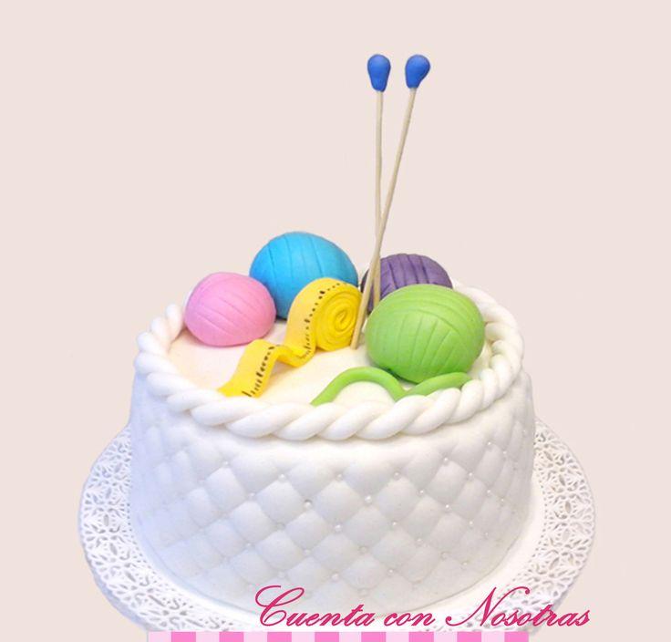 Torta tejido Torta mujeres