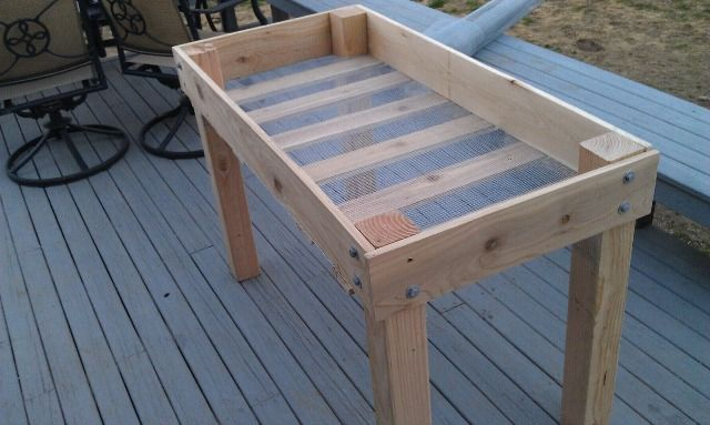 Download how to build a raised garden bed off the ground
