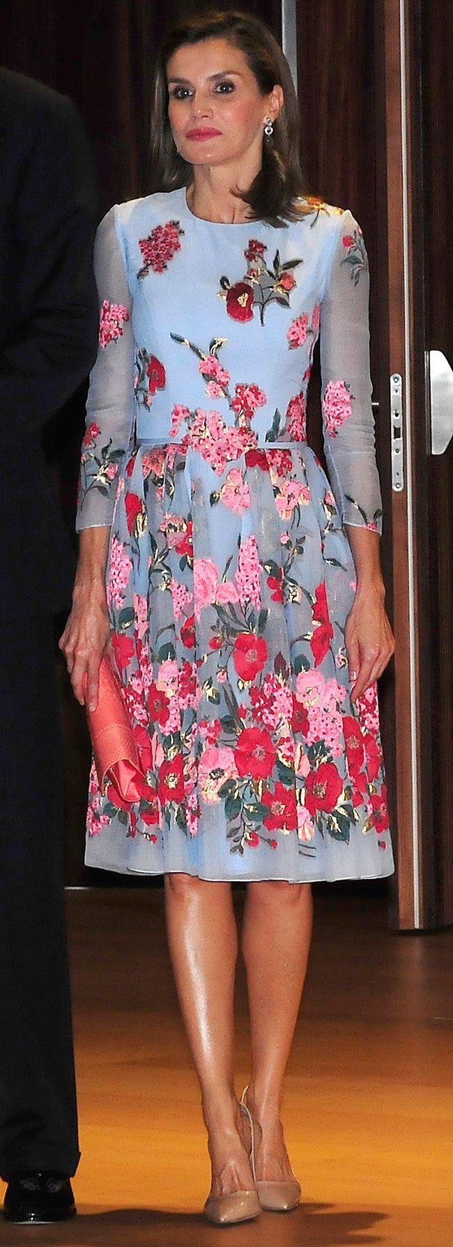 La Reina de Carolina Herrera. 25.09.2017