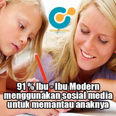 Ibu dan Anak MOdern ..